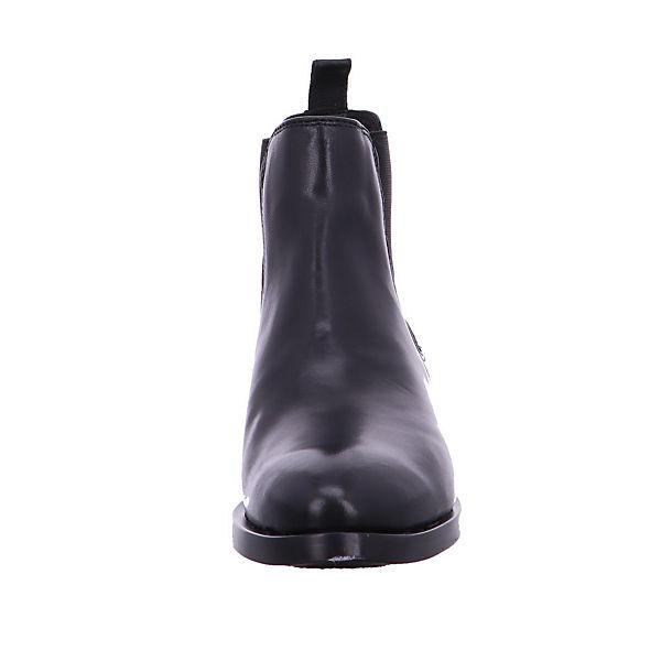 Tamaris, Damen Chelsea Boots - Glattleder in schwarz - 25087-001 Chelsea Boots, schwarz  Gute Qualität beliebte Schuhe