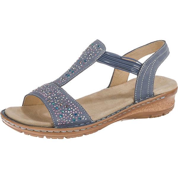 Hawaii Ara sandalen T Blau steg nO80wkP