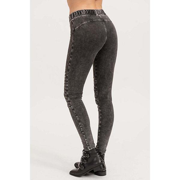 Jeans design Im Anthrazit Trueprodigy Trueprodigy® Leggings Megan qUVpSzGM