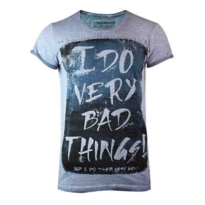 T-Shirt very bad things mit coolem Front-Print