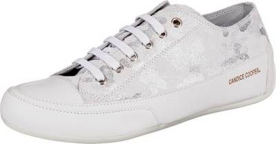 Candice Cooper, Sneakers Low, silber