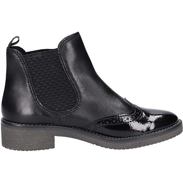 MARCO schwarz TOZZI, Stiefelette Klassische Stiefeletten, schwarz MARCO  Gute Qualität beliebte Schuhe 275575