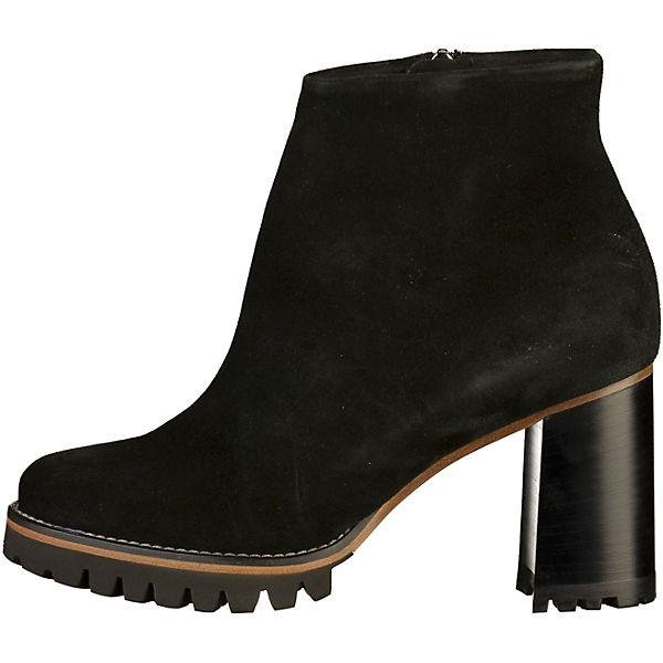 PETER KAISER, Stiefelette Klassische Stiefeletten, schwarz  Gute Qualität beliebte Schuhe