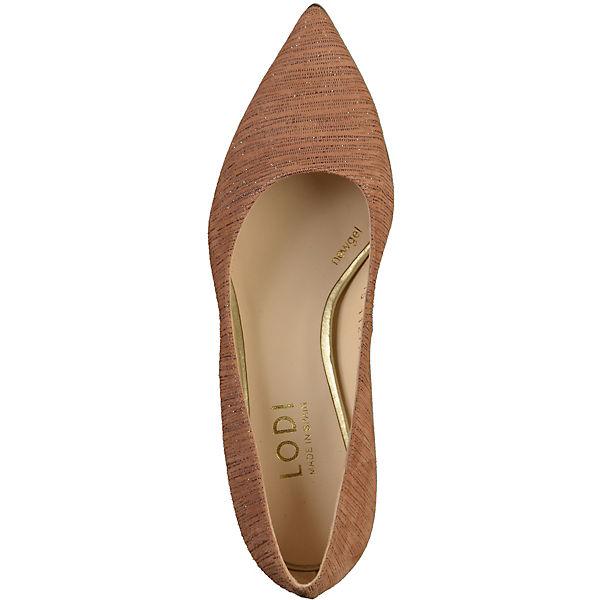 Lodi, Pumps Klassische Pumps, beliebte beige  Gute Qualität beliebte Pumps, Schuhe 9276ac