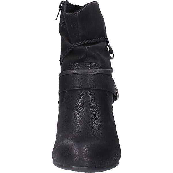 s.Oliver, Stiefelette Klassische Stiefeletten, beliebte schwarz  Gute Qualität beliebte Stiefeletten, Schuhe ba0f44