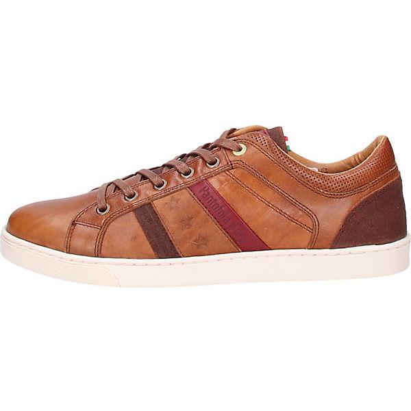 Pantofola d Oro, Turnschuhe Turnschuhes Niedrig, braun Gute Qualität beliebte Schuhe