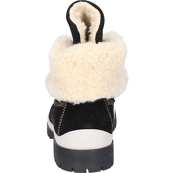 Tamaris, Stiefelette Schnürstiefeletten, schwarz beliebte  Gute Qualität beliebte schwarz Schuhe c9d64a