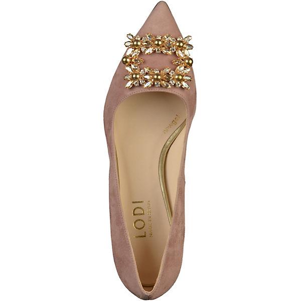 Lodi, Pumps Gute Klassische Pumps, rosa  Gute Pumps Qualität beliebte Schuhe 64d12f