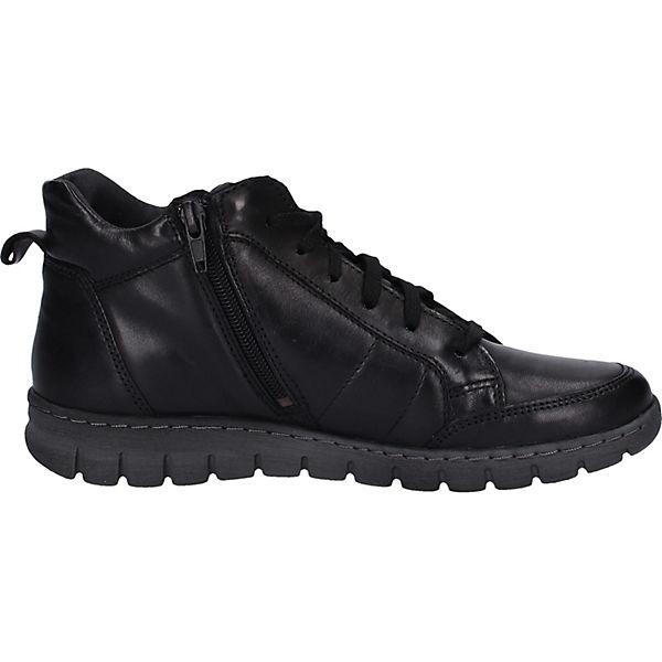 Josef Seibel,  Sneaker Sneakers Low, schwarz  Seibel, Gute Qualität beliebte Schuhe aa7cb1