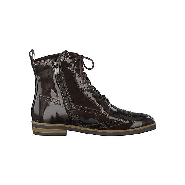 Tamaris, Stiefeletten, braun  Gute Qualität beliebte Schuhe