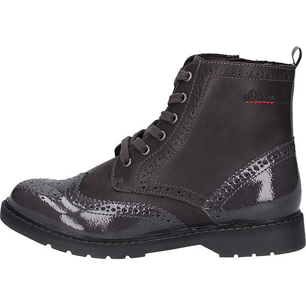 S.Oliver, Stiefelette Klassische Klassische Klassische Stiefeletten, grau  Gute Qualität beliebte Schuhe 2898e3