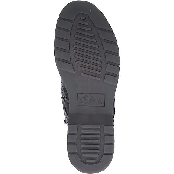 S.Oliver, Stiefelette Klassische Klassische Klassische Stiefeletten, grau  Gute Qualität beliebte Schuhe 14a8fb