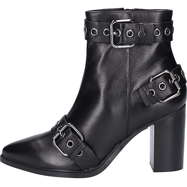 SPM, Stiefelette Klassische Stiefeletten, beliebte schwarz  Gute Qualität beliebte Stiefeletten, Schuhe f03385