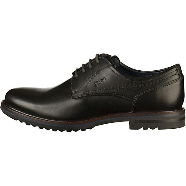 Sioux, Businessschuhe Business-Schnürschuhe, schwarz  Gute Qualität beliebte Schuhe