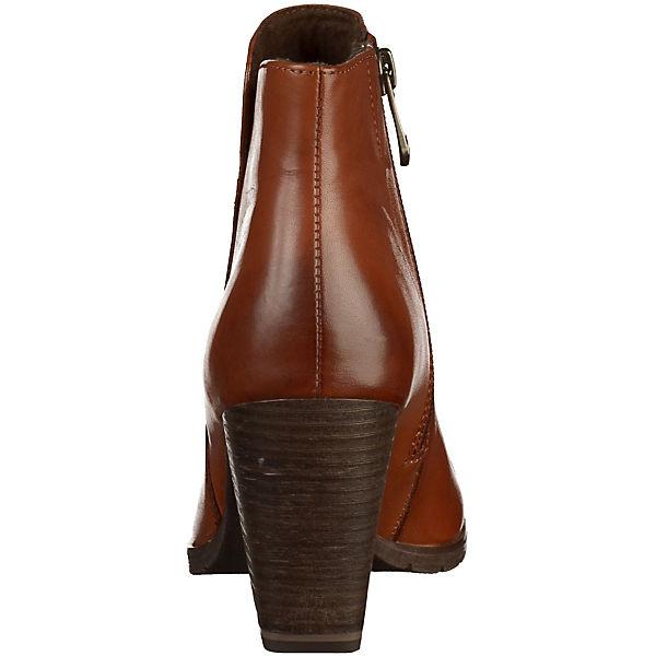 MARCO TOZZI,  Stiefelette Klassische Stiefeletten, cognac  TOZZI, Gute Qualität beliebte Schuhe ea3004