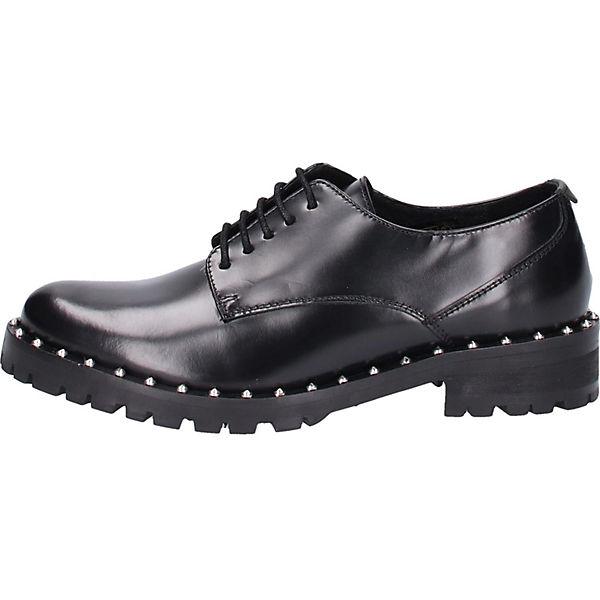 KicKers, Halbschuhe Schnürschuhe, schwarz  Gute Qualität beliebte Schuhe
