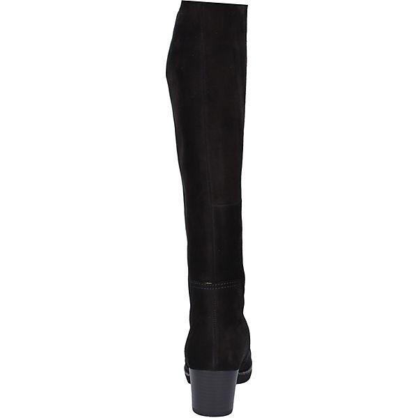 Gabor, Stiefel Klassische Stiefel, schwarz Gute Qualität Qualität Qualität beliebte Schuhe 7d308d