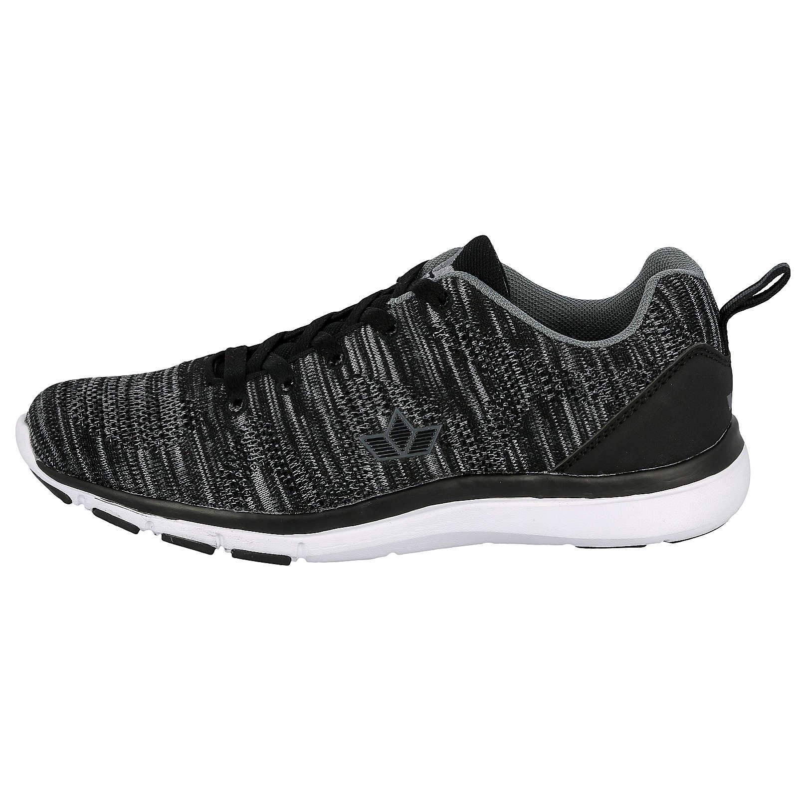 LICO Freizeitschuh Colour Sneakers Low grau Herren Gr. 42