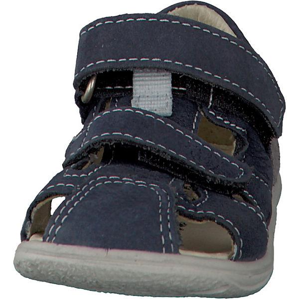 Gutes Angebot PEPINO by RICOSTA  Baby Sandalen KASPI   Weite M  für Jungen  blau