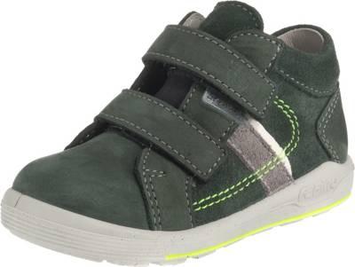 PEPINO by RICOSTA, Lauflernschuhe LAIF , Weite S für schmale Füße, für Jungen, grün
