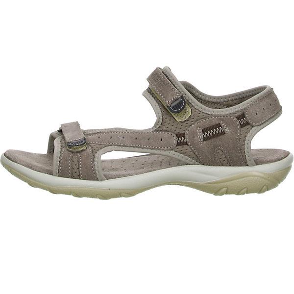 Vista, Damen Trekking Wander Outdoorschuhe Gute Sandalen braun, braun  Gute Outdoorschuhe Qualität beliebte Schuhe e27842