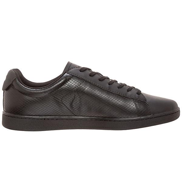 LACOSTE, Lacoste Gute Carnaby Evo Turnschuhe, schwarz Gute Lacoste Qualität beliebte Schuhe b67c55