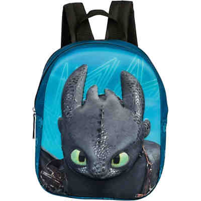 Kinderrucksack 3D Dragons