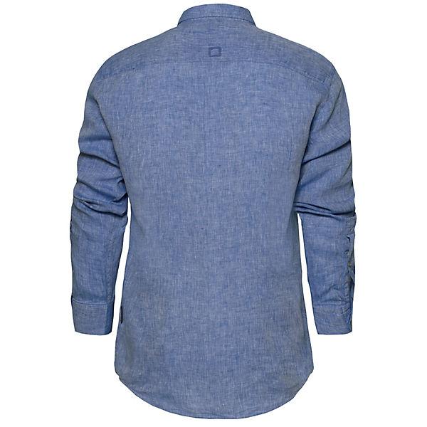 Code Backstay Kurzarmhemden Blau zero Freizeithemd Hemd OP8wn0k