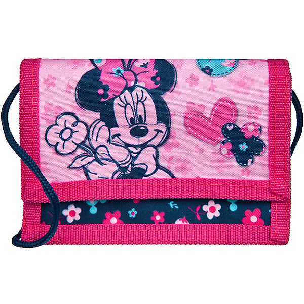 Schulranzenset Campus Fit Minnie Mouse, 5-tlg. (Kollektion 2019)