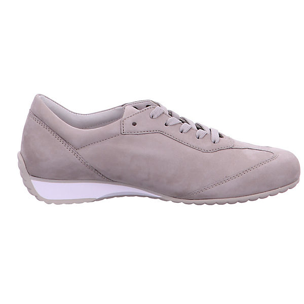 Gabor comfort, Damen Sneaker - Nubukleder in beige beige - 86-358-43 Sneakers Low, beige beige  Gute Qualität beliebte Schuhe fe7db1