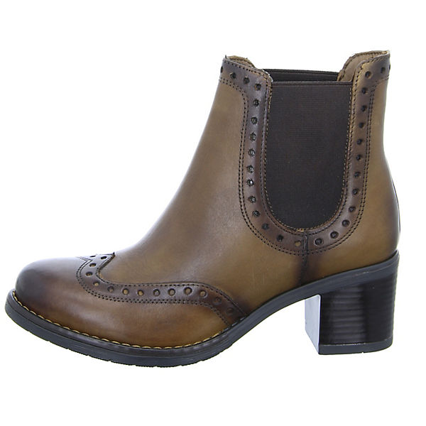 BOXX, Damen Stiefelette Qualität DIANA5620 Klassische Stiefeletten, braun  Gute Qualität Stiefelette beliebte Schuhe 8be780