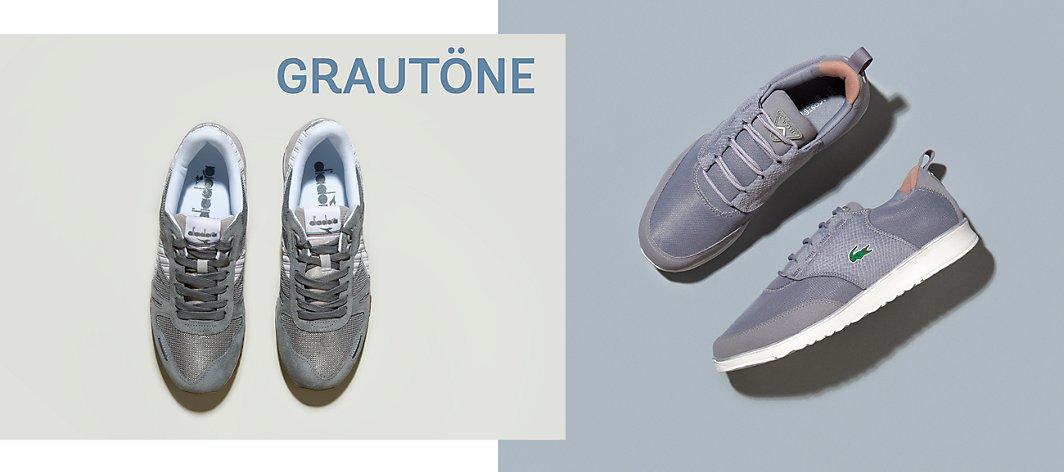 ac64eb8c5e6d Sneakers für Herren in grau günstig kaufen   mirapodo