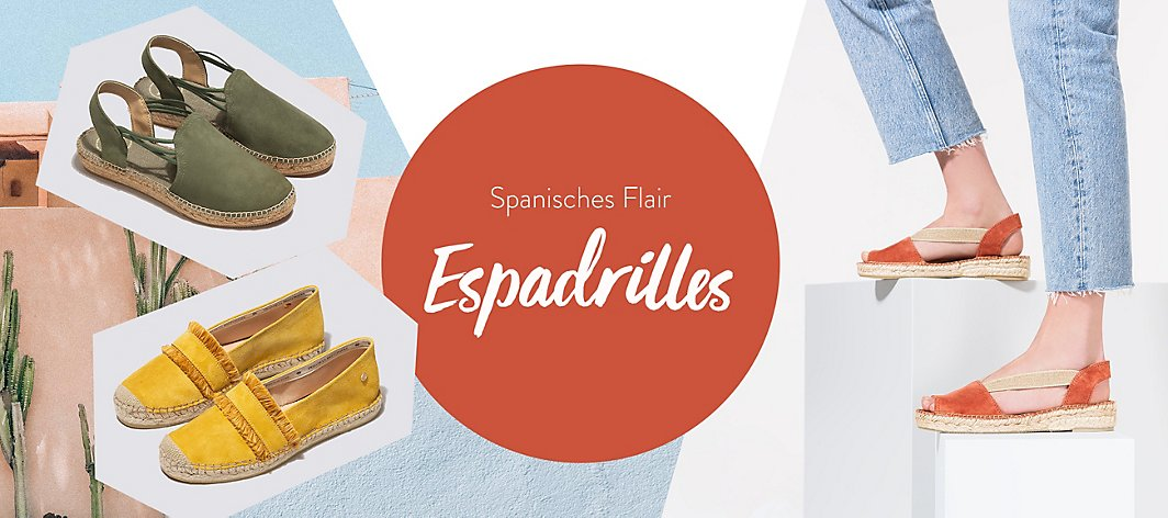 sale retailer ef362 7d788 Espadrilles für Damen günstig online kaufen | mirapodo