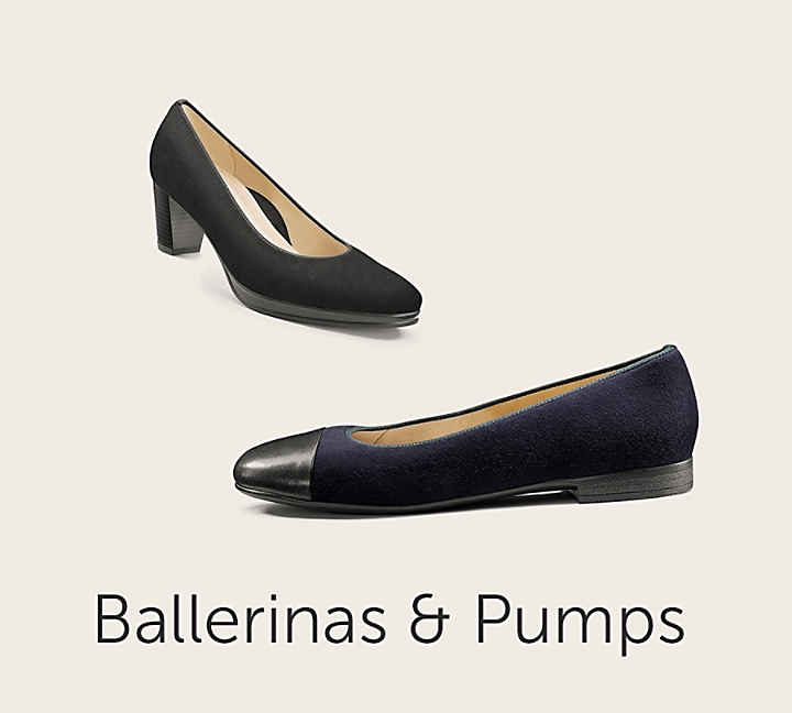 ara Ballerinas & Pumps