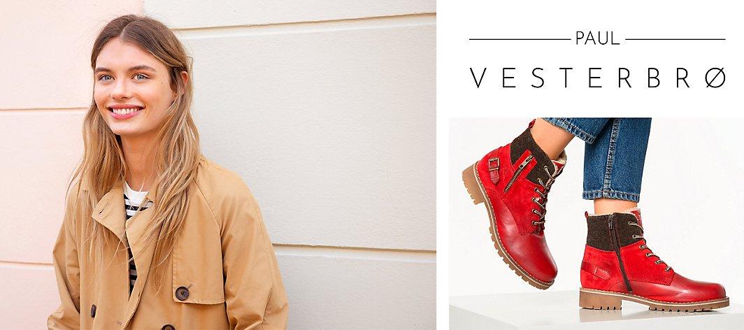 Paul Vesterbro Schuhe günstig kaufen | mirapodo