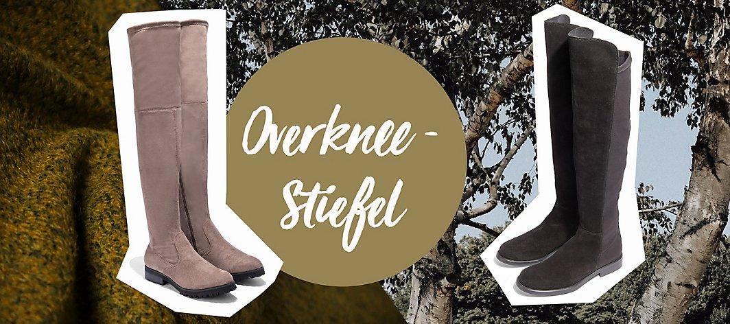 the best attitude b2a81 6cb6c Overknees & Overknee Stiefel für Damen günstig kaufen | mirapodo