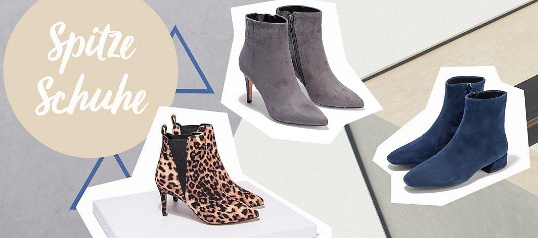 outlet store 5cb3c 38412 Schuhe für Damen mit Schuhspitze Spitz günstig kaufen | mirapodo