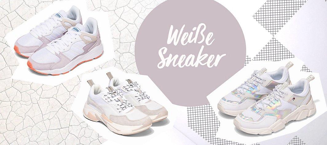 Weisse Sneaker günstig kaufen | eBay