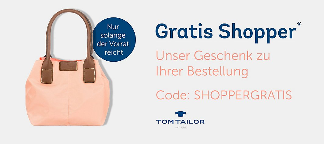 Gratis Shopper Damen