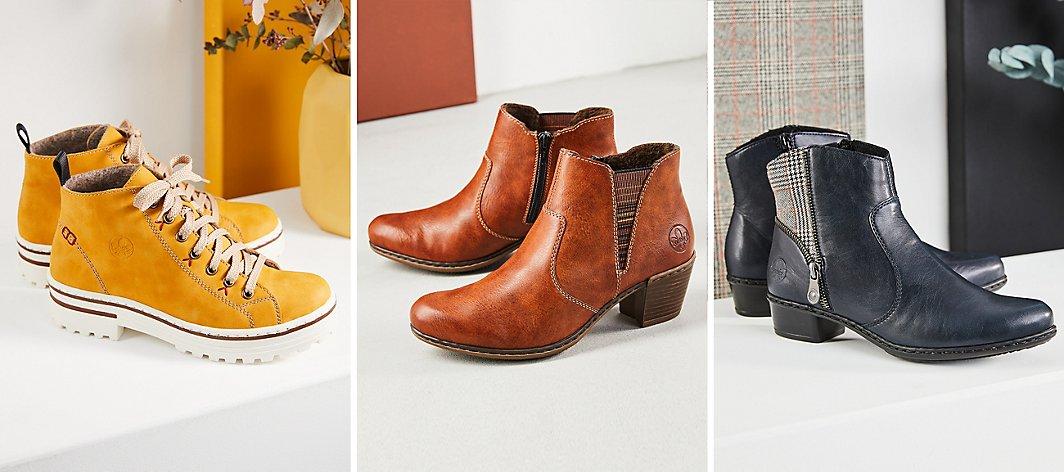 Rieker Schuhe & Taschen günstig online kaufen | mirapodo